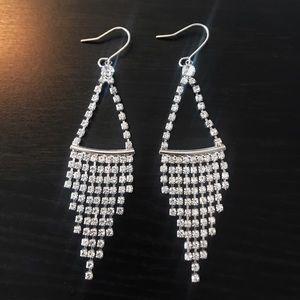 ✨Sparkling Rhinestones Decorative Earrings